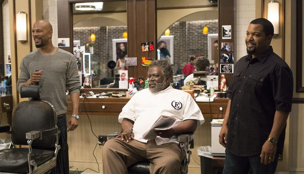 Barber Shop Photo Common Cedric The Entertainer Ice Cube