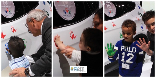 Collage Hyunda Give-Hope-A-Hand New-York-International-Auto-Show 04032013 650x325