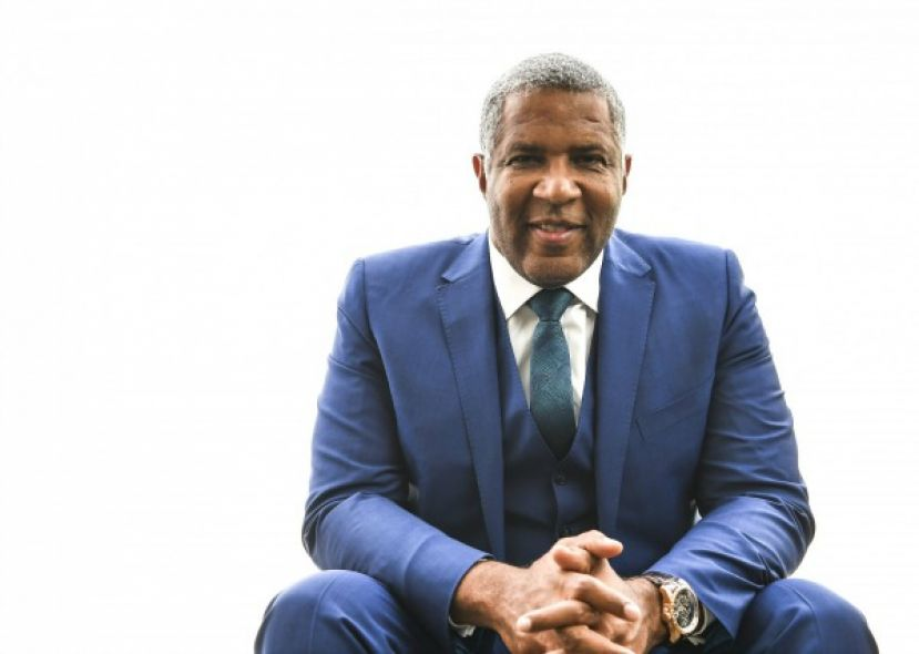 Billionaire Robert F. Smith donated $20 million to the new National Museum of African American History and Culture in Washington, DC