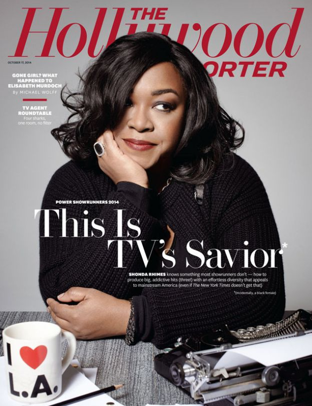 Grey's Anatomy and Scandal creator and executive producer, Shonda Rhimes