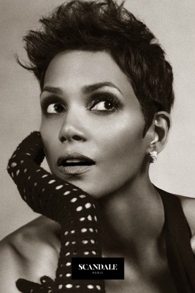 Halle Berry for Scandale Paris