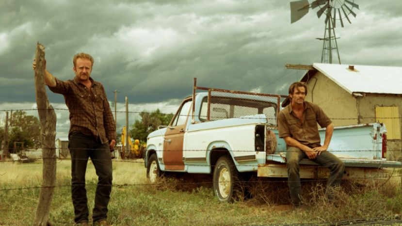 Chris Pine and Ben Foster starring in Hell or High Water