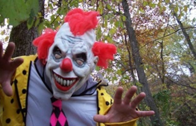 Scary clowns are popping up across the country. Is this a new fad?