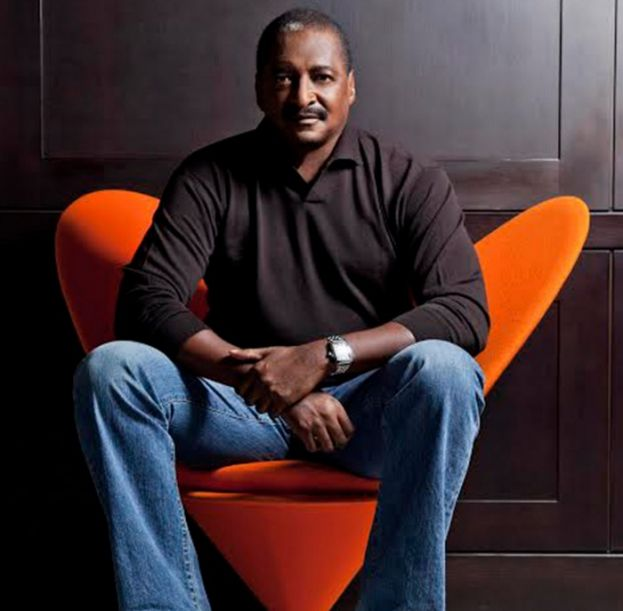 Mathew Knowles, Grammy Award-winning Executive Producer and author of The DNA of Achievers: 10 Traits of Highly Successful Professionals
