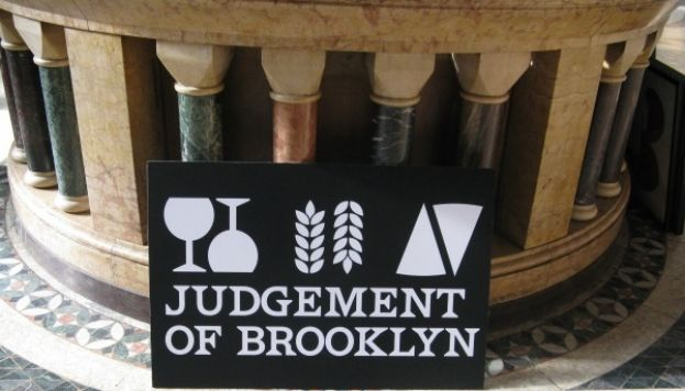 Judgement of Brooklyn-- Wine, Beer, Bling, BK Style