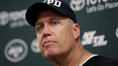 Rex Ryan Former New York Jets head coach and now the Head coach of the Buffalo Bills