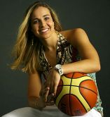 Becky Hammon, first woman to be a full time assistant coach in the NBA