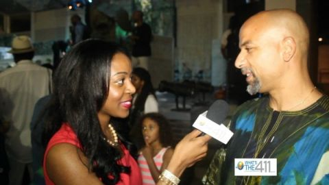 Bianca Peart interviewing Justin Emeka, Director, A Midsummer's Night Dream; Classic Theatre of Harlem