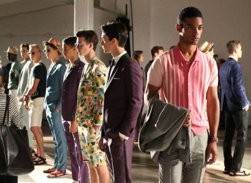 Women Ruling Runway at New York Men's Fashion Week