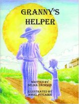 Granny's Helper Book Cover Art