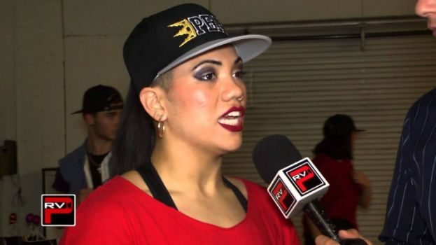 "Justin Beiber's ""I.m Sorry"" music video choreographer, Parris Goebel"