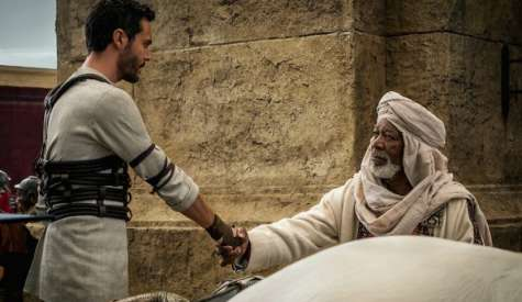 Movie Review: Ben-Hur Races to a See It! Rating