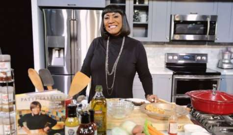 Patti LaBelle Inviting James Wright to her Home for Thanksgiving Dinner