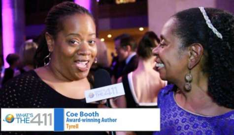 Coe Booth: Writing Books is in her DNA