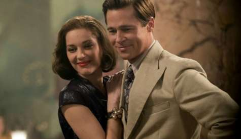 Movie Review: Allied starring Brad Pitt and Marion Cotillard