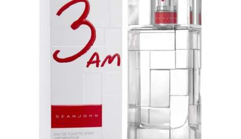 "Beauty news: 3am a New Fragrance from Sean ""P. Diddy"" Combs"