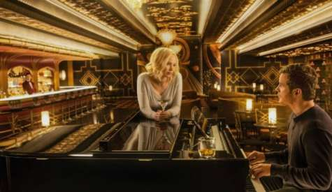 MOVIE REVIEW: Passengers – Don't take this voyage.