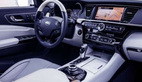 LeBron James Luxury Brand Ambassador for Kia K900