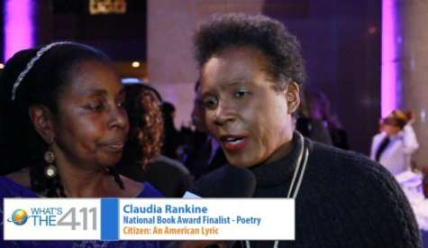 Claudia Rankine: 2014 National Book Awards Finalists Uses Poetry to Combat Racism