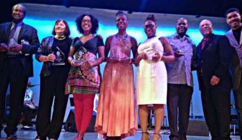 Author Sightings: Harlem Book Fair's 2015 Phillis Wheatley Book Awards