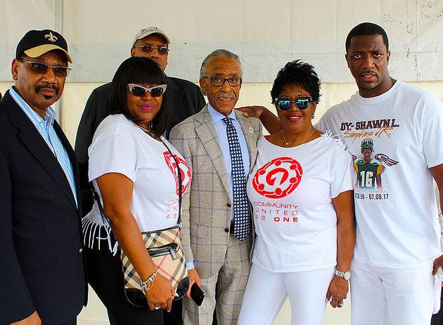 Deacon Don Dy Dy Reverend Al Sharpton and others