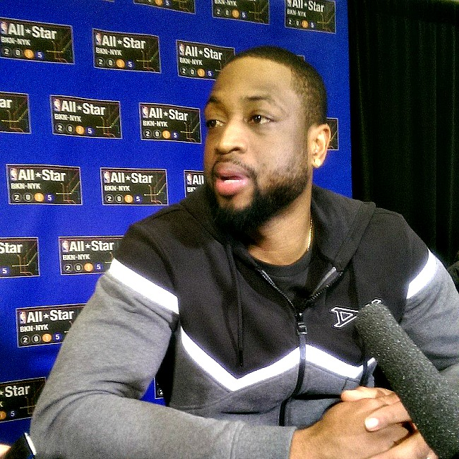Dwayne-Wade-at-2015-NBA-All-Star-Media-Day 650x650