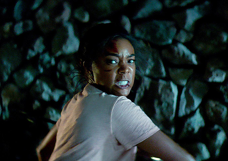 Gabrielle Union in the starring role in the movie Breaking in Photo 2 courtesy Universal Pictures 750x529