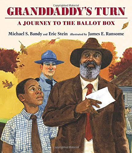 James Ransome Illustrator Granddaddys Turn