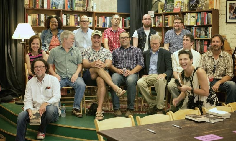 Mississippi Noir group photo supplied byLuvon Roberson