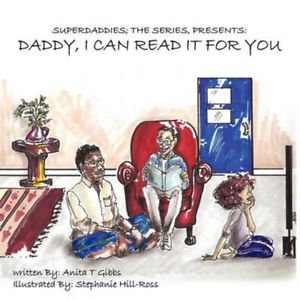 SuperDaddies The Series Daddy I can Read It for You