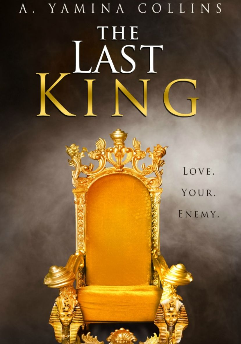 THE LAST KING Book Cover
