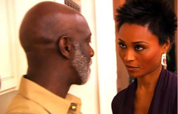 Cynthia Bailey and husband Peter Thomas are experiencing marital problems