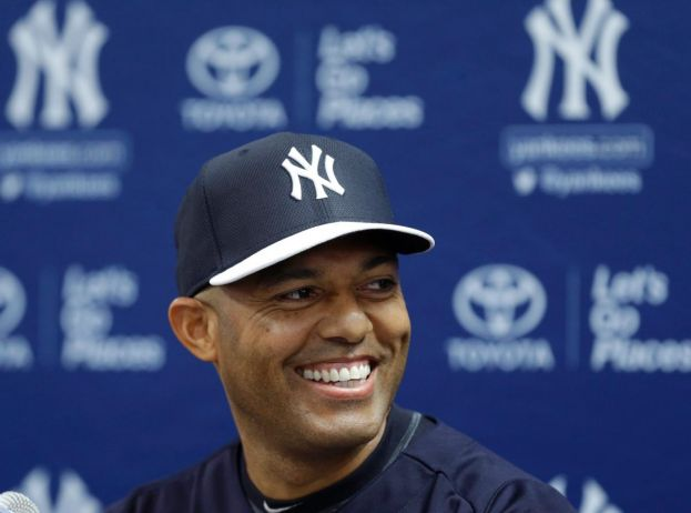 Legendary New York Yankees pitcher, Mariano Rivera