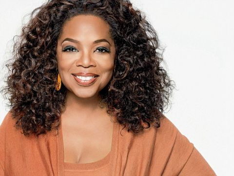 Oprah Winfrey sparked speculation on twitter that she is thinking about running for US President