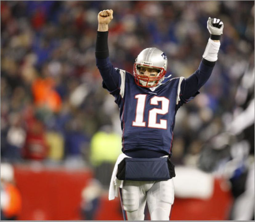 New England quarterback Tom Brady returns to the NFL after a four-game suspension