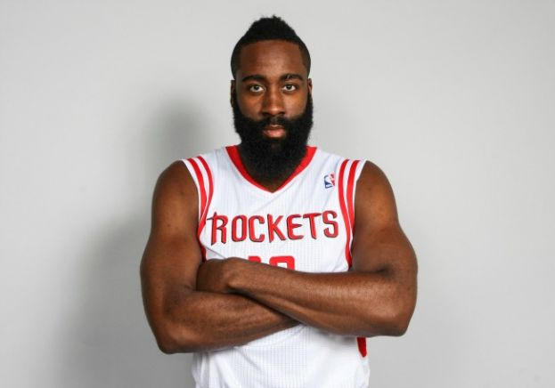 Houston Rockets shooting guard James Harden should replace Kobe Bryant as a starter on the 2015 NBA All-Star Western Conference team.