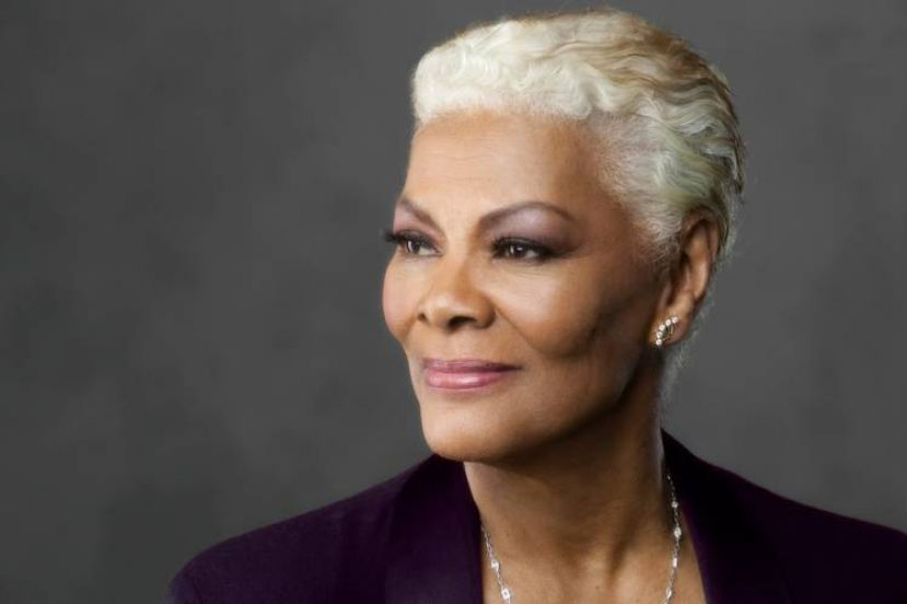 The legendary singer, Dionne Warwick