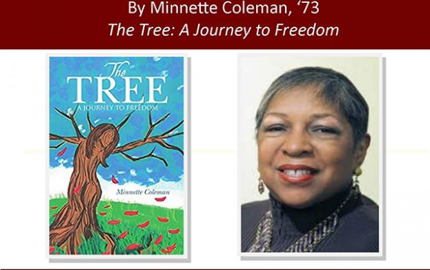 Minnette Coleman, author of The Tree: A Journey to Freedom