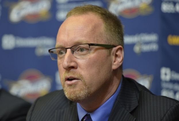 David Griffin, former general manager of the Cleveland Cavaliers