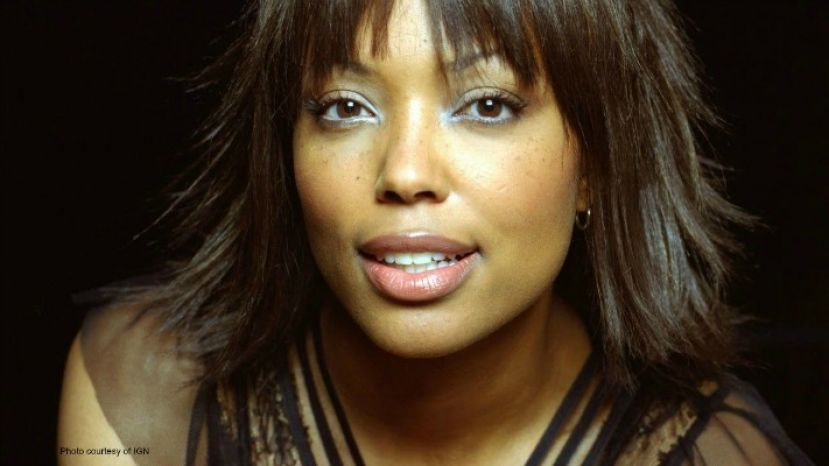Comedian, actress, talk show host, Aisha Tyler