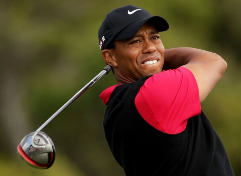 Tiger Woods, one of the best professional golfers of all time, authors his first memoir, BACK.