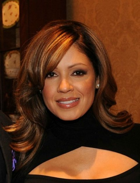 "Perri ""Pebbles"" Reid, former manager of R&B/Hip Hop group, TLC"
