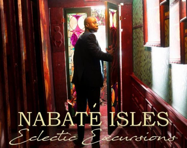 Album Cover for Nabate Isles' debut album, Eclectic Excursions