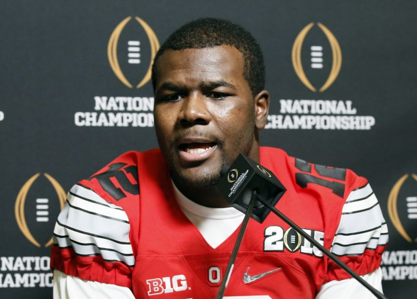 Ohio State's 3rd string quarter back, Cardale Jones