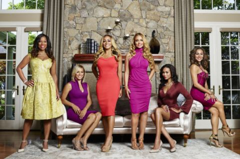 Real Housewives of Potomac season 1 cast