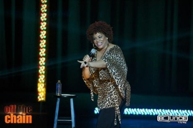 Comedienne Kim Coles on Bounce TV's, Off The Chain: Kim Coles