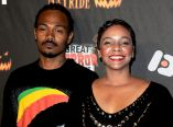 Actress Lark Voorhies reportedly is filing for divorce from husband, Jimmy Green
