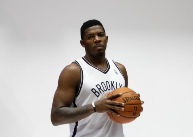 Brooklyn Nets Guard Joe Johnson