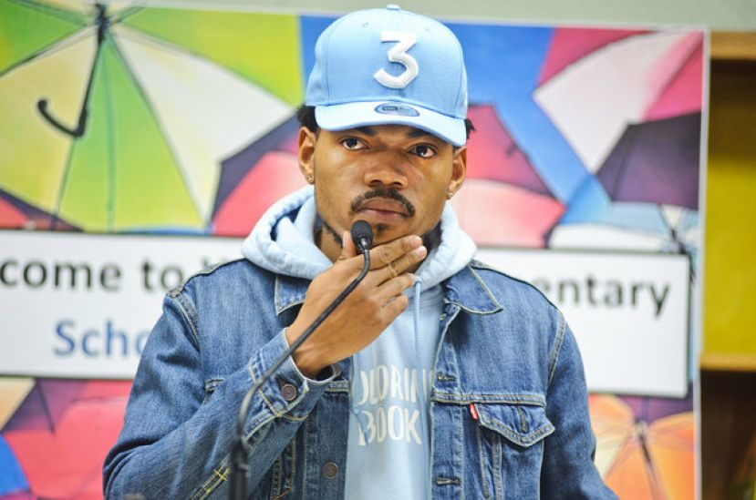 Chance The Rapper donated one million dollars for mental health services in the city of Chicago.