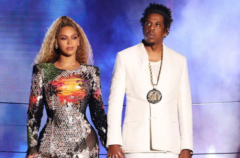 Beyonce and Jay-Z surprise a student in Phoenix with a $100,000 college scholarship, as part of their BeyGOOD and Shawn Carter Foundation's college scholarship fund.